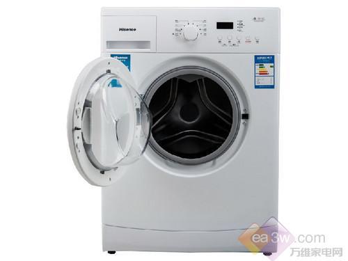 最后不得不讲的是这款洗衣机的360°智能感控技术,该技术可以让洗衣机通过感知衣物材质与数量来自动决定洗衣机时间,也能发现泡沫,自动清除泡沫。360°智能感控技术还能自动调整用水用电量、脱水不平衡修正,既节约了资源又保证的洗衣的安全、平稳。高温95℃洗涤能有效杀菌,让洗衣更健康。