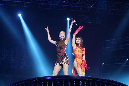 蔡依林和安室奈美惠
