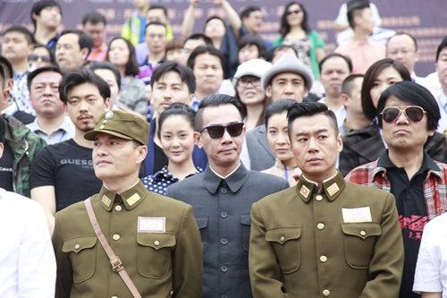 《最后的国门之英雄宜昌》宜昌开机