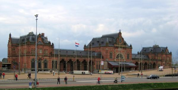 市政厅|城市案例:荷兰的自行车与城市设计(组图)图片