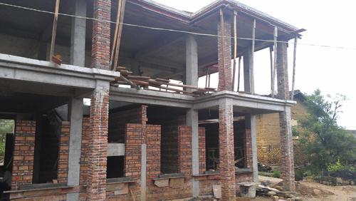框架结构防地震图片