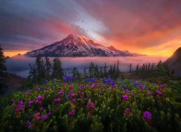摄影师marc adamus美丽风光照片