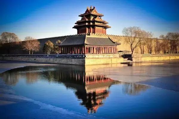 坡屋面-中国古建筑的屋顶美学
