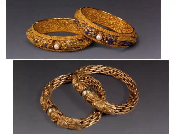 清宫皇妃格格们的珠宝非常潮 罕见图集曝光