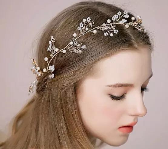 唯美复古~宫廷新娘发型