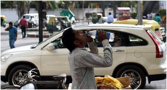印度部分地区持续高温近50摄氏度 致上千人死亡(组图)