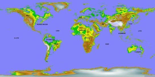南极现11万米最大冰架裂口 若南极融化后中国还剩多大地?