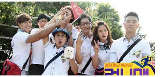 同类型韩国节目:《无限挑战》,《出发,梦之队!》,《我们小区艺体能》