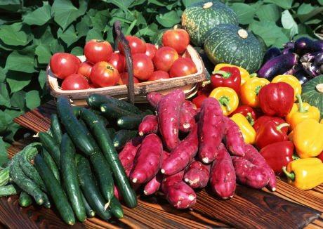 11.多吃深色蔬菜.