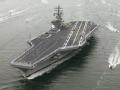 里根号接替华盛顿号驻扎日本 美军航母轮换有玄机