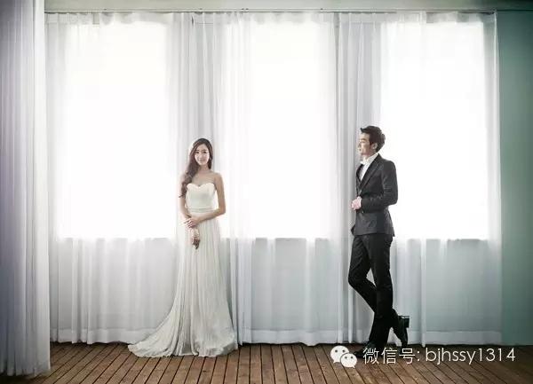 北京婚纱摄影婚纱照:教你如何拍婚纱照摆Pose