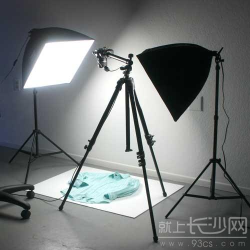 摄影技巧,网店视频v视频须知服装漂网撒网图片