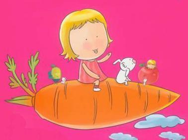 胃口疼图片卡通图片