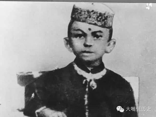 圣雄甘地是不是太幼稚了