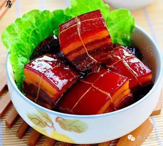 最经典的10道红烧菜,上海人常吃!