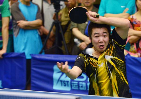 2015首都高校乒乓球锦标赛在北京邮电大学举朝鲜族视频腾讯秋千图片