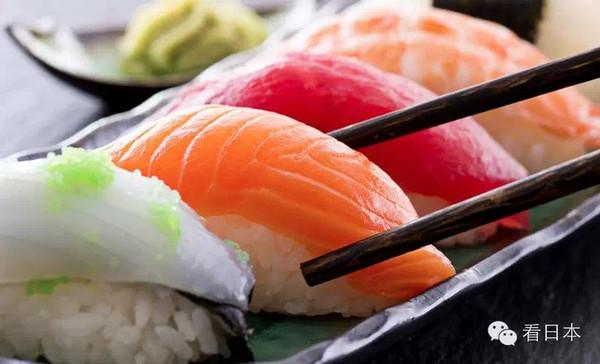 你真的会吃日本寿司么?