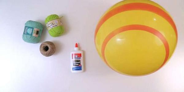 气球简单又漂亮手绘