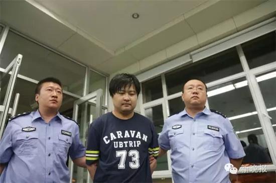 """""""哈尔滨火车站有炸弹""""的辟谣鬼被从韩国抓回"""
