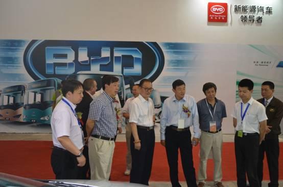 2015中国国际电动车/电池技术展在京开幕_车猫网