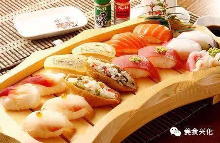教你如何正确吃日本寿司,以及吃日本寿司的一些讲究