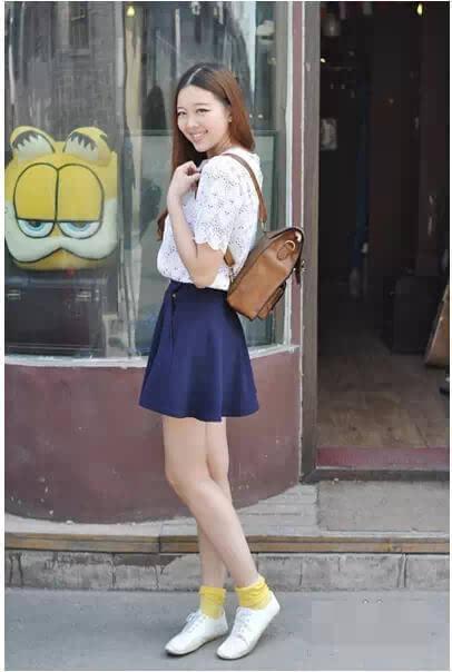 微胖女生夏季显瘦穿衣搭配!