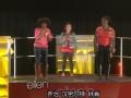 《艾伦秀第12季片花》S12E166 观众答题失败依然抱走大电视