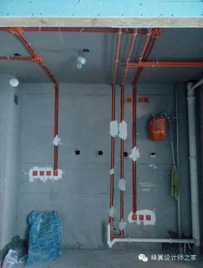 家庭装修中水电改造的标准,你必须知道