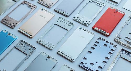 48道复杂工序打造超高占比一体化金属机身