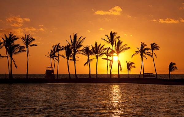 动人海滩风光摄影技巧图片