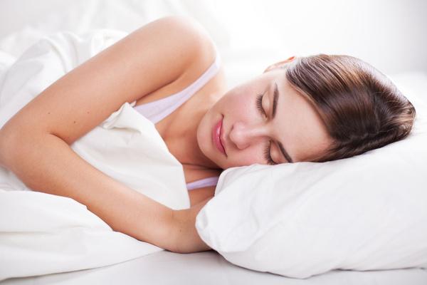 女人睡觉时流口水是怎么回事你知道吗?
