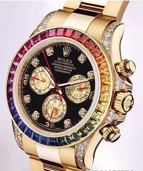 盘点世界著名手表!你知道哪些?