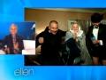 《艾伦秀第12季片花》S12E168 观众挑战穿10层衣服获现金大奖