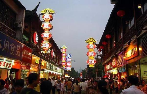 淮安8大美食街,吃过3条街以上的敢叫吃货!小美食坊水磨南京图片