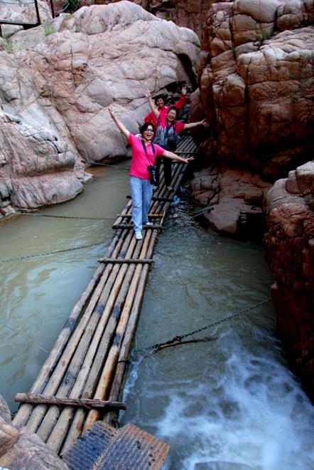 孙利兆保举去桑干河大奸细之旅北京地区游是避暑