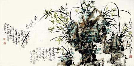 """价值的中国画大家""""图片"""