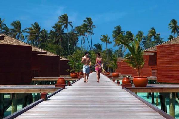 马尔代夫一价全包岛哪个好推荐蜜月岛