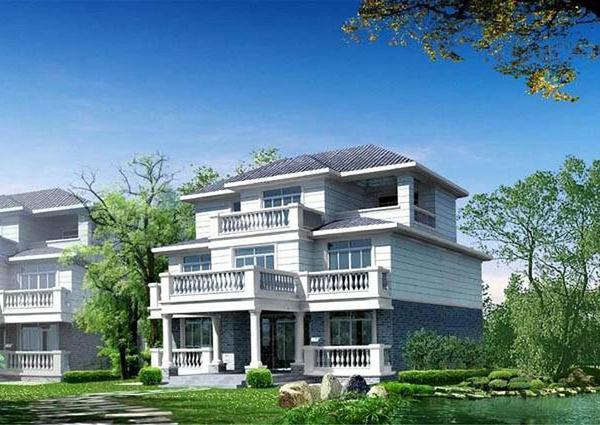 房设计,别墅装修效果图大全