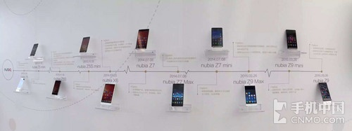 努比亚手机成长之路