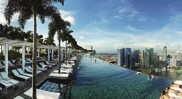 空中泳池_这个夏天,直奔那些酒店顶层的露天泳池!