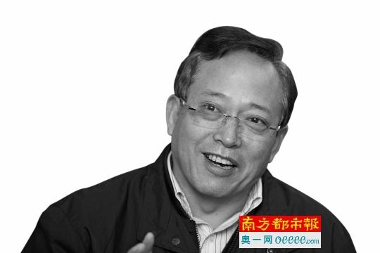 深圳市委原常委张思平。南都记者赵炎雄摄(材料图像)