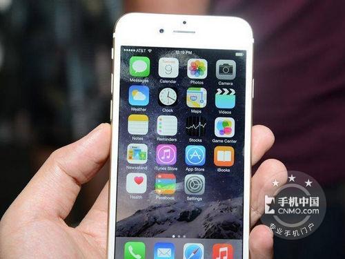 比更大还更大 iPhone 6 Plus全新到货