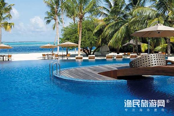 马尔代夫Island Hideaway神仙珊瑚岛度假村酒店