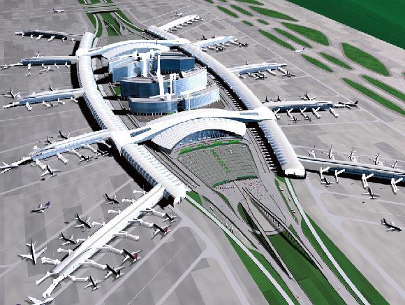广州城事| 白云机场拟建综合信息大楼