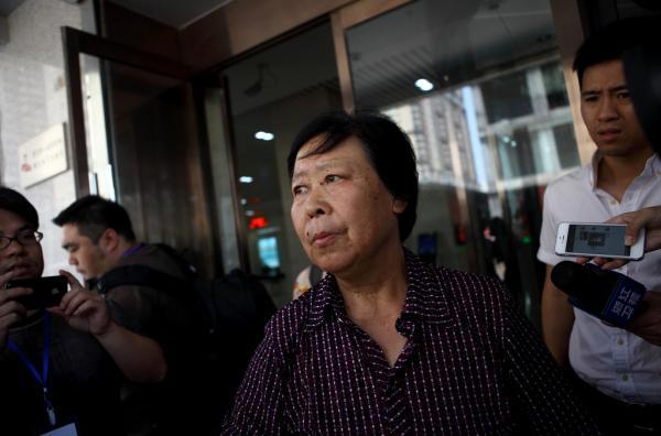 6月11日,聂树斌的母亲张焕枝及该案署理律师将赶赴山东省高院交流状况。孙湛 磅礴材料