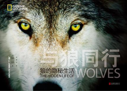 《与狼同行》书封