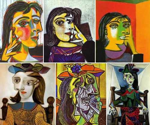 毕加索作品价格_毕加索的画为什么值钱(图文)