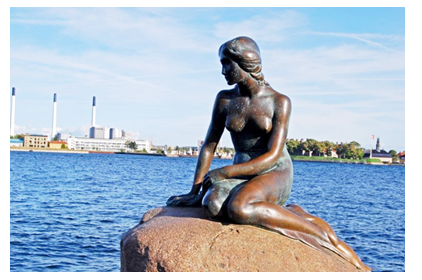 美人鱼玩转微信互动新形式,闺蜜呐喊赢双人丹麦游(组图)图片