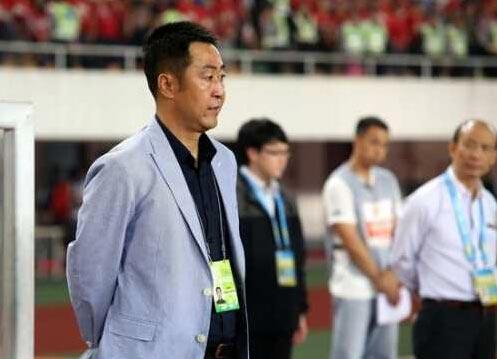 高敬刚辞去主教练职务