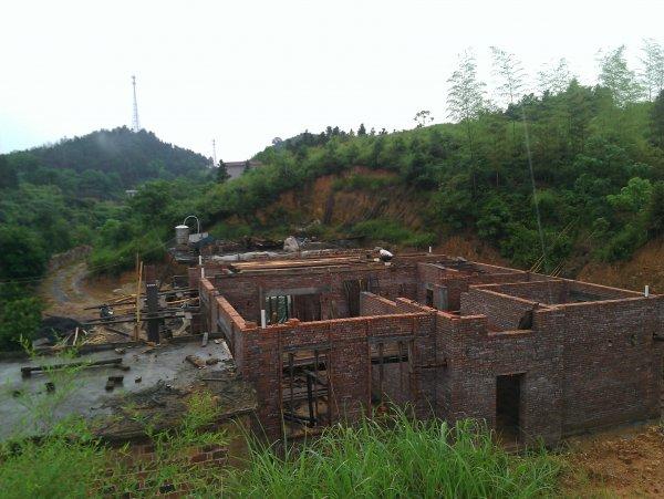 房屋双拼农村设计图越南店面装修设计图片